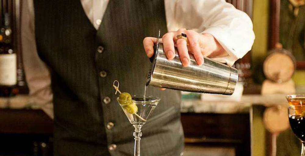 5 Haute Spots to Sip Perfect Martinis in SF