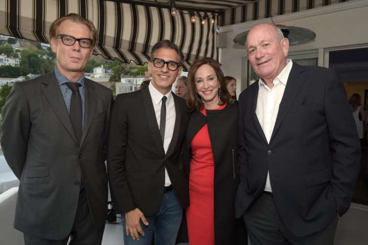 25th Annual Montblanc de la Culture Arts Patronage Award 3