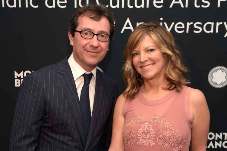 25th Annual Montblanc de la Culture Arts Patronage Award 1