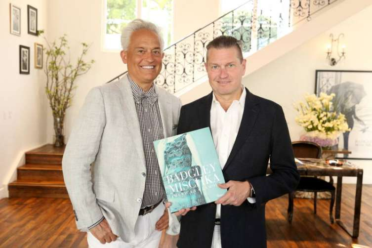 Badgley Mischka Book Signing To Celebrate