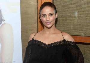 Actress Paula Patton attends Haute Living, Jetsmarter and Tanqueray's cover celebration at Nobu Malibu  )