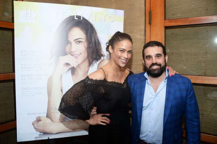 Haute Living, JetSmarter and Tanqueray Celebrate Paula Patton 1