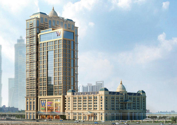 Al Habtoor City: The St. Regis Dubai W Dubai is open for business.