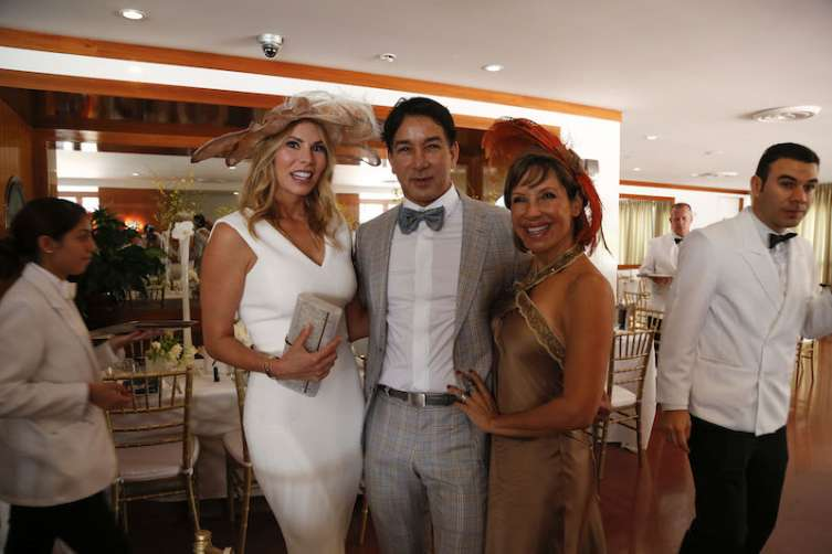 Amanda Church, Rene Ruiz & Michelle Araces Zandy