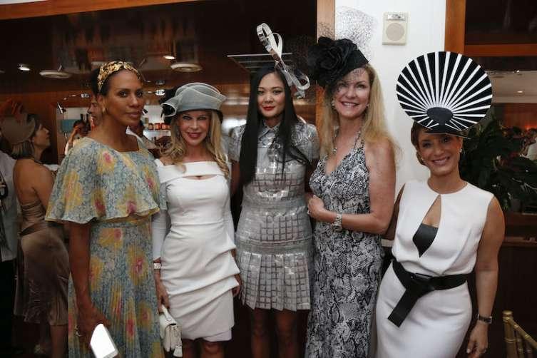 Barbara Becker, Bronwyn Miller, Criselda Breene, Elizabeth Beracasa & Marisa Toccin Lucas