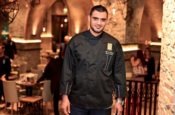 Chef Talk Executive Chef Ahmad Awad Al Fakir Of Siraj