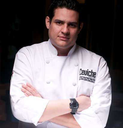 Chef Gonzalo Alberto