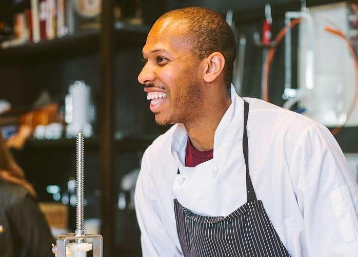Chef Christopher Walker