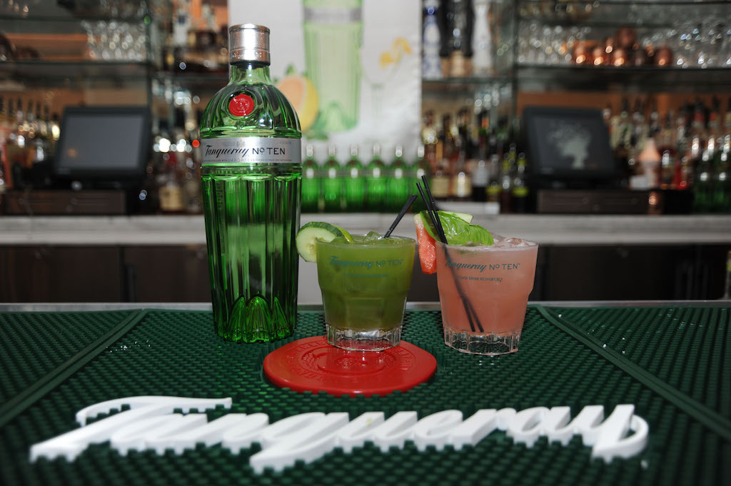Tanqueray signature cocktails