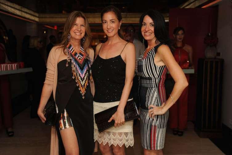 Dana Shear, Laura Buccellatti, & Nicole Rainis