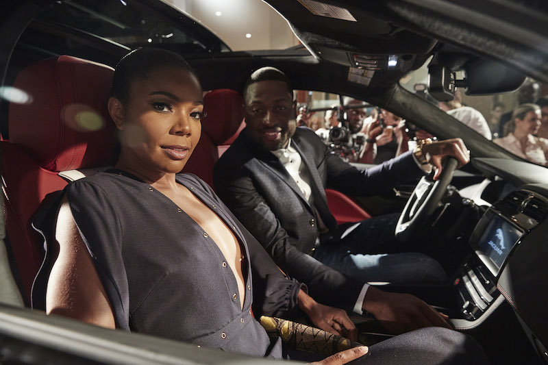 Dwyane Wade Gabrielle Union Toast New Jaguars At The Collection