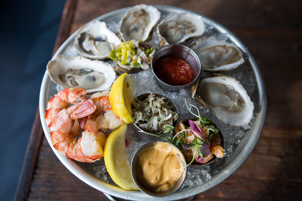 Grey Lady oysters