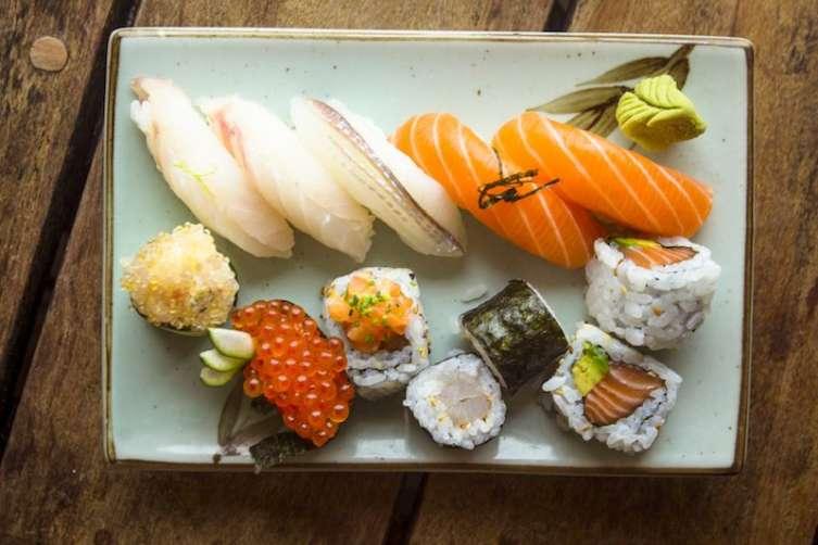 Quinto's sushi