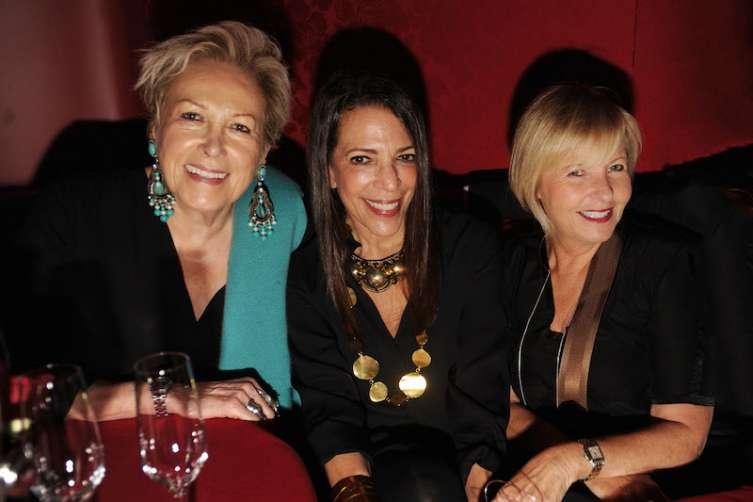 Iran Issa Khan, Sam Robin, & Cathy Leff