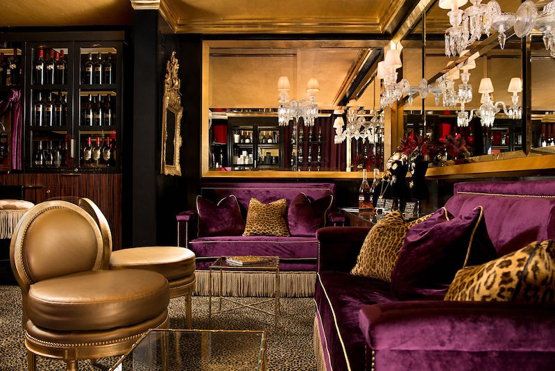 JCB Tasting Lounge, The Ritz Carlton, San Francisco