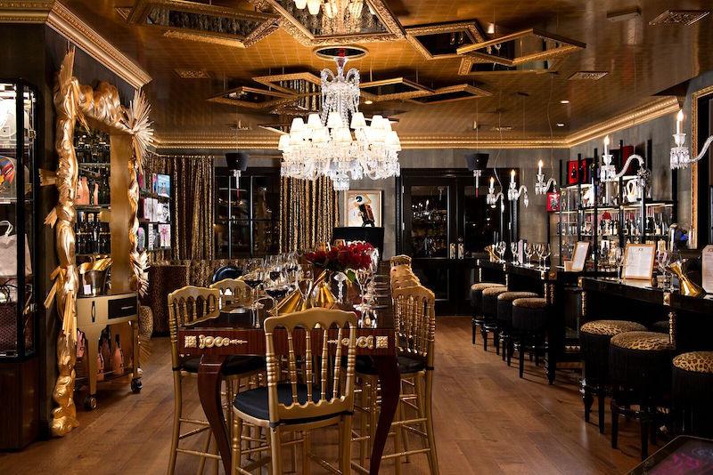Sf Jean Charles Boisset S Tasting Lounge Trifecta