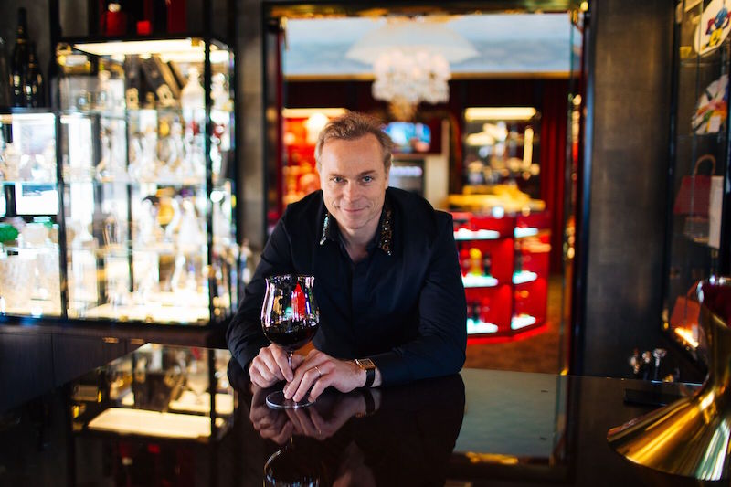 The legendary Jean-Charles Boisset.