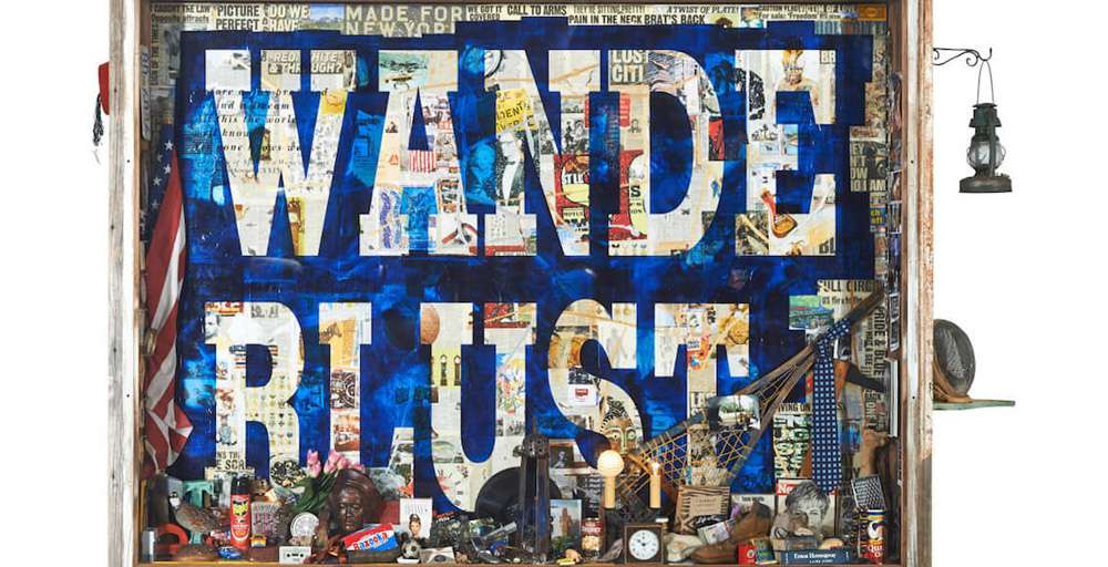 Now On View In New York: Peter Tunney's TIME CAPSULES