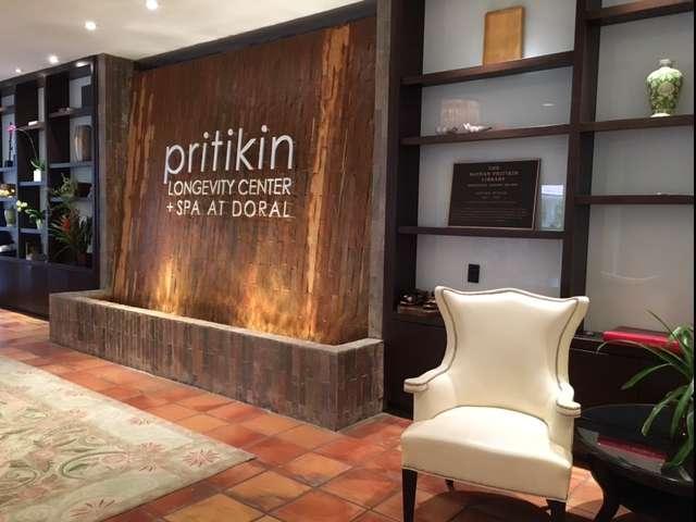 Pritikin's Lobby