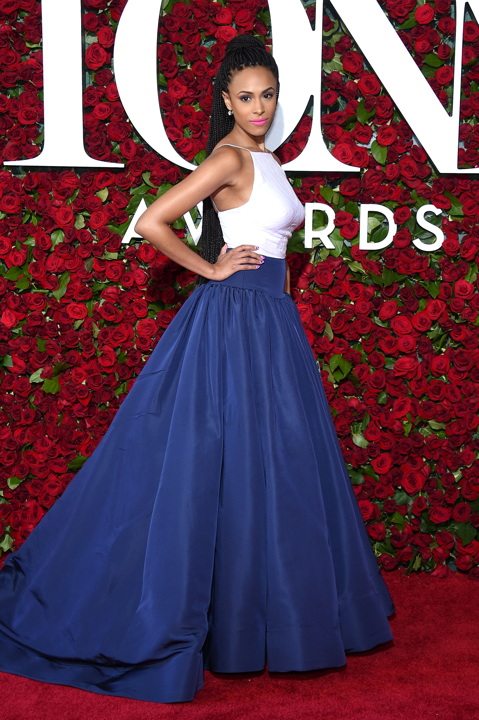 NEW YORK, NY - JUNE 12: Actress Nicolette Robinson attends the 70th Annual Tony Awards at The Beacon Theatre on June 12, 2016 in New York City. (Photo by Dimitrios Kambouris/Getty Images for Tony Awards Productions) *** Local Caption *** Nicolette Robinson