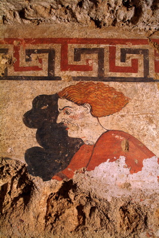 Etruscan iconography