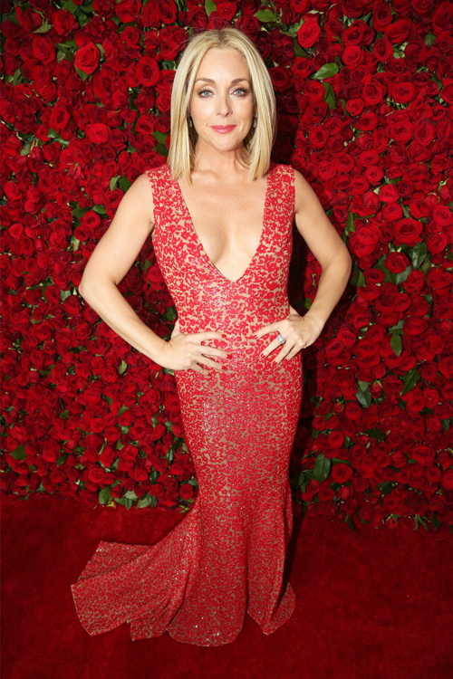 NEW YORK, NY - JUNE 12: Actress Jane Krakowski attends the 70th Annual Tony Awards at The Beacon Theatre on June 12, 2016 in New York City. (Photo by Bruce Glikas/FilmMagic) *** Local Caption *** Jane Krakowski