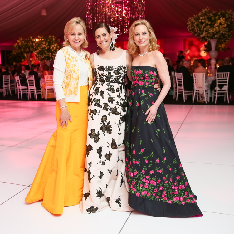 Deborah Royce, Alexandra Lebenthal, Gillian Miniter