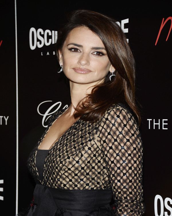"Penelope Cruz== The Cinema Society and Chopard Host a Screening of Oscilloscope's ""ma ma"" == Landmark Sunshine Theatre, NYC== May 24, 2016== ©Patrick McMullan== Penelope Cruz at The Cinema Society and Chopard screening of her new film Ma Ma. Photo: Clint Spaulding/PMC=="