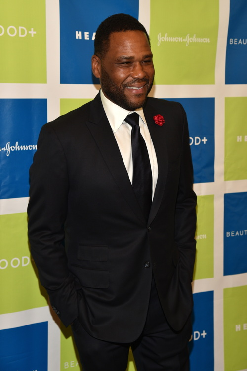 NEW YORK, NY - JUNE 08: Actor Anthony Anderson attends Jessica and Jerry Seinfeld host GOOD+ Foundation's 2016 Bash Sponsored by Beautycounter, Hearst and Johnson & Johnson on June 8, 2016 in New York City. (Photo by Bryan Bedder/Getty Images for GOOD+ Foundation)