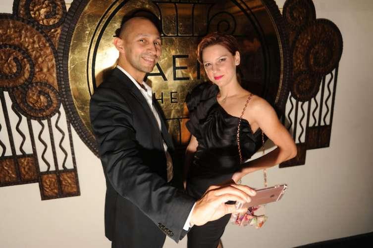 Romney Reyes & Brooke Reyes