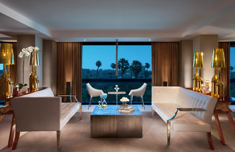 SLS Hotel Presidential Suite