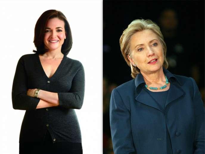 Sandberg-Clinton