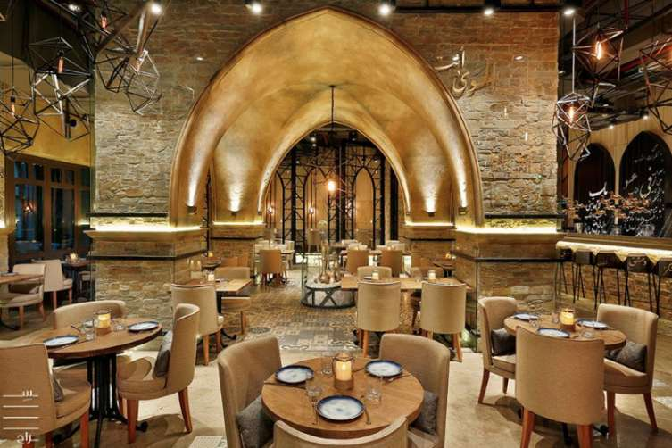 Executive Chef oversees the delectable menu at Siraj in Dubai.