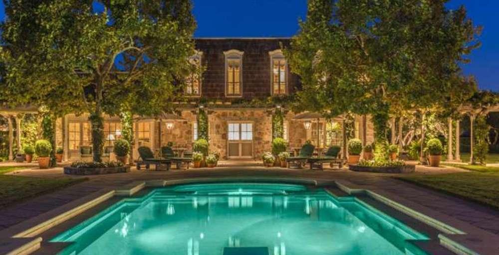Sotheby's International Realty: Historic Vineyard Estate Is Pure Luxury