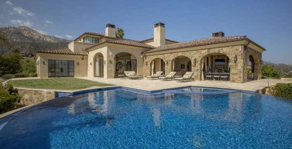 Sotheby's International Realty: Unique Property With Panoramic Ocean Views