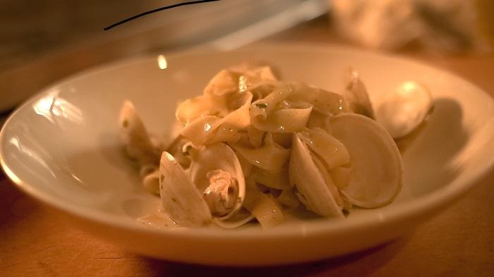 Tonno - Spaghetti & Clams