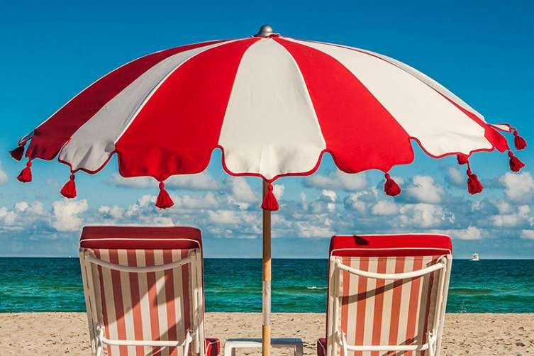 Faena beach