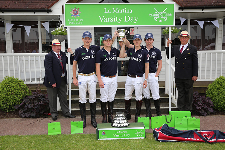Varsity-Polo-Oxford-Winners---(lr)-George-Pearson,-Vere-Harmsworth,Louis-Maddison,-Charlie-Hitchman