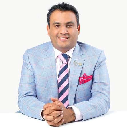 Mr. Vishaal Shah