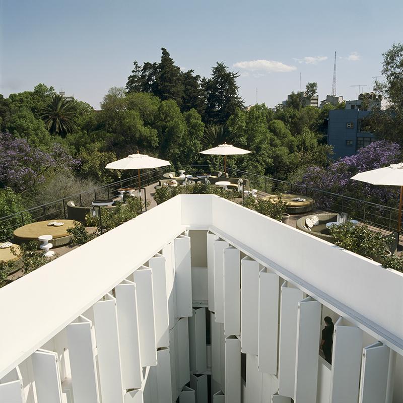 haute spots la terraza del condesa df