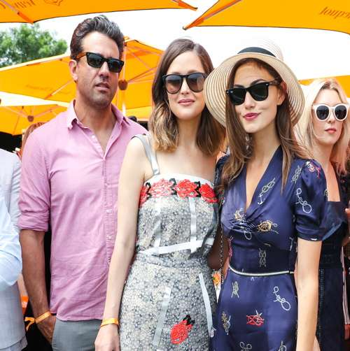 Bobby Cannavale, Rose Byrne, Phoebe Tonkin. Photo: