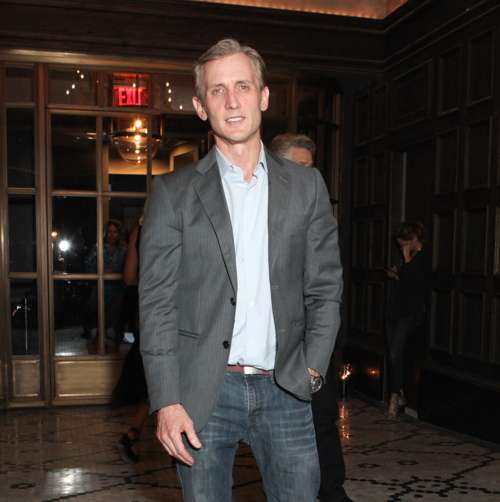Television personality Dan Abrams