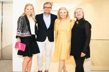 Akris and Couture: Council Luncheon