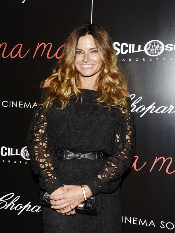 "Kelly Killoren Bensimon== The Cinema Society and Chopard Host a Screening of Oscilloscope's ""ma ma"" == Landmark Sunshine Theatre, NYC== May 24, 2016== ©Patrick McMullan== Photo: Clint Spaulding/PMC=="