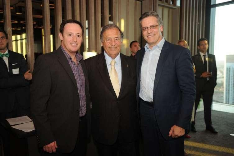 Michael Berkowitz, Jeff Berkowitz, & Jose Felix