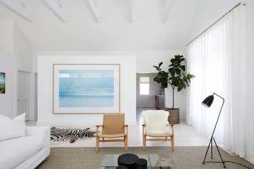 The Interior-Hamptons Home