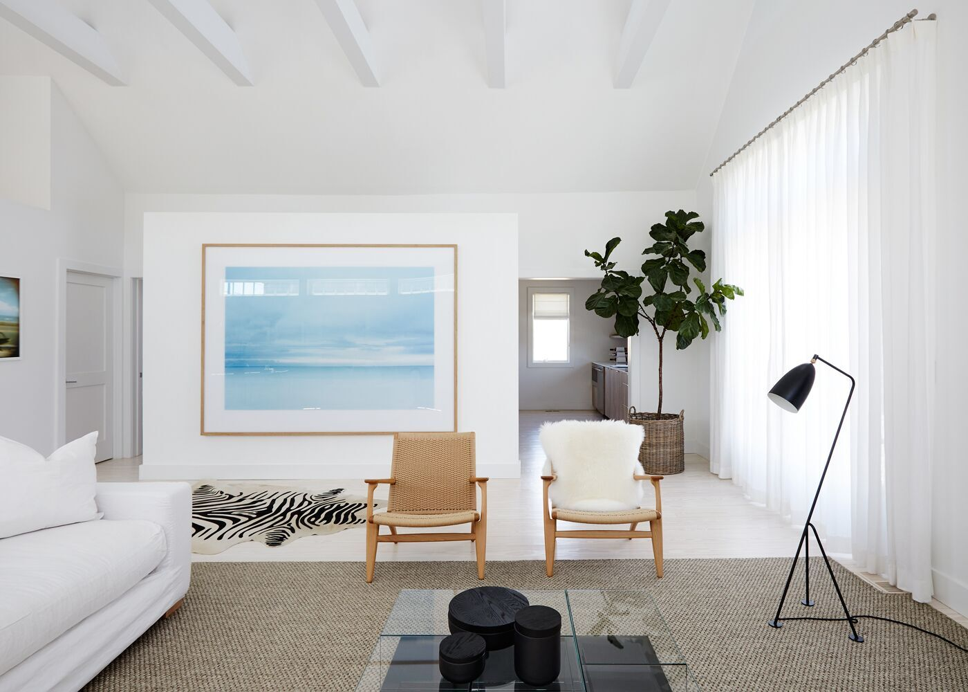 The Interior Hamptons Home