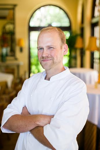 Executive Chef Rick Mace