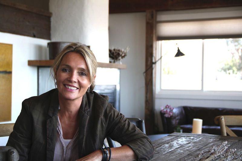 Anne Moller-Racke, president of Donum Estate