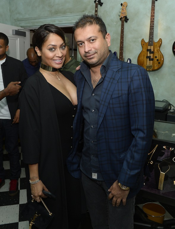 Kamal Hotchandani and Lala Anthony